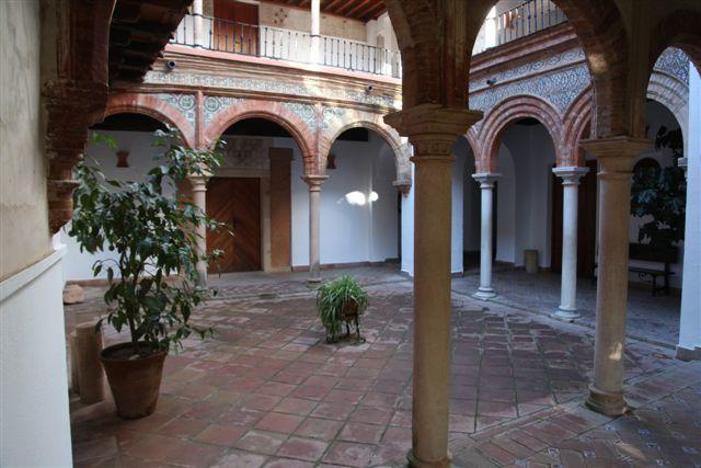 Ronda : le Palacio Mondragon