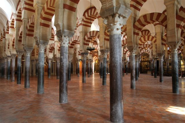Cordoue : la mezquita
