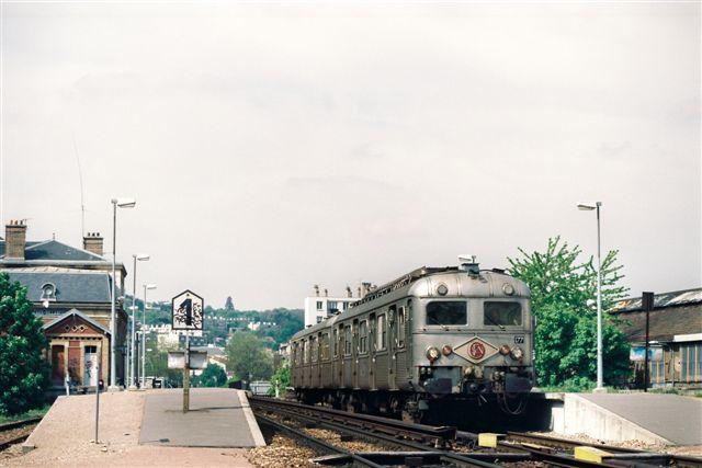Gare des Moulineaux Billancourt