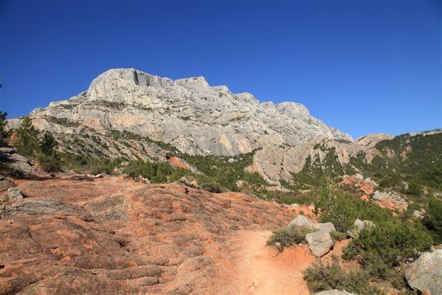 Montagne Sainte-Victoire