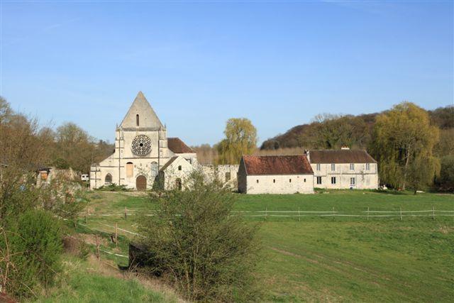 Randonnée à vélo dans l'Oise de Compiègne à Villers Cotterets en passant par Pierrefonds
