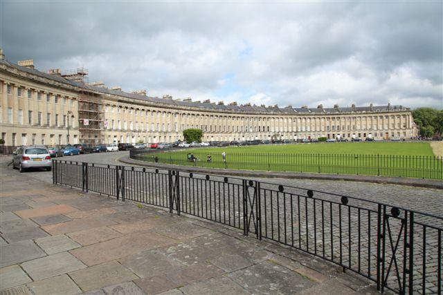 Le Royal Crescent,