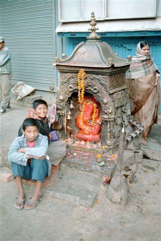 Randonnée dans la vallée de la Kali Gandaki au Népal