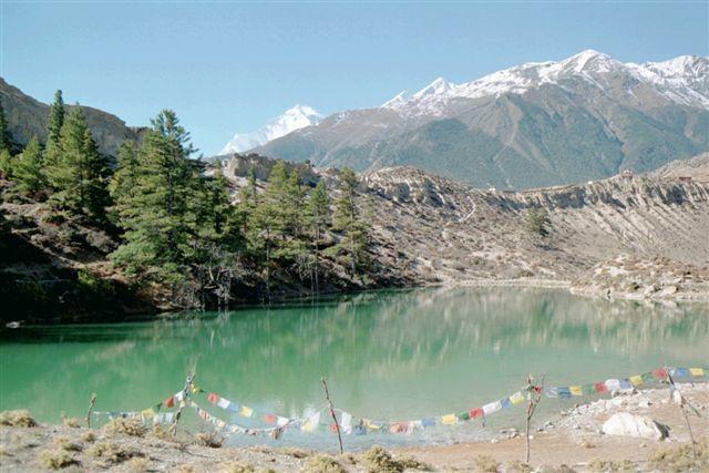 Lac de Dumpha