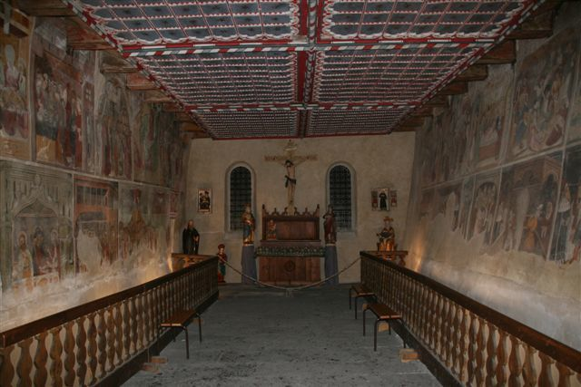 L'art sacré en Haute-Maurienne