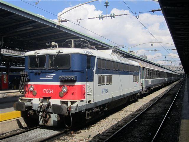 Locomotive série BB 17000