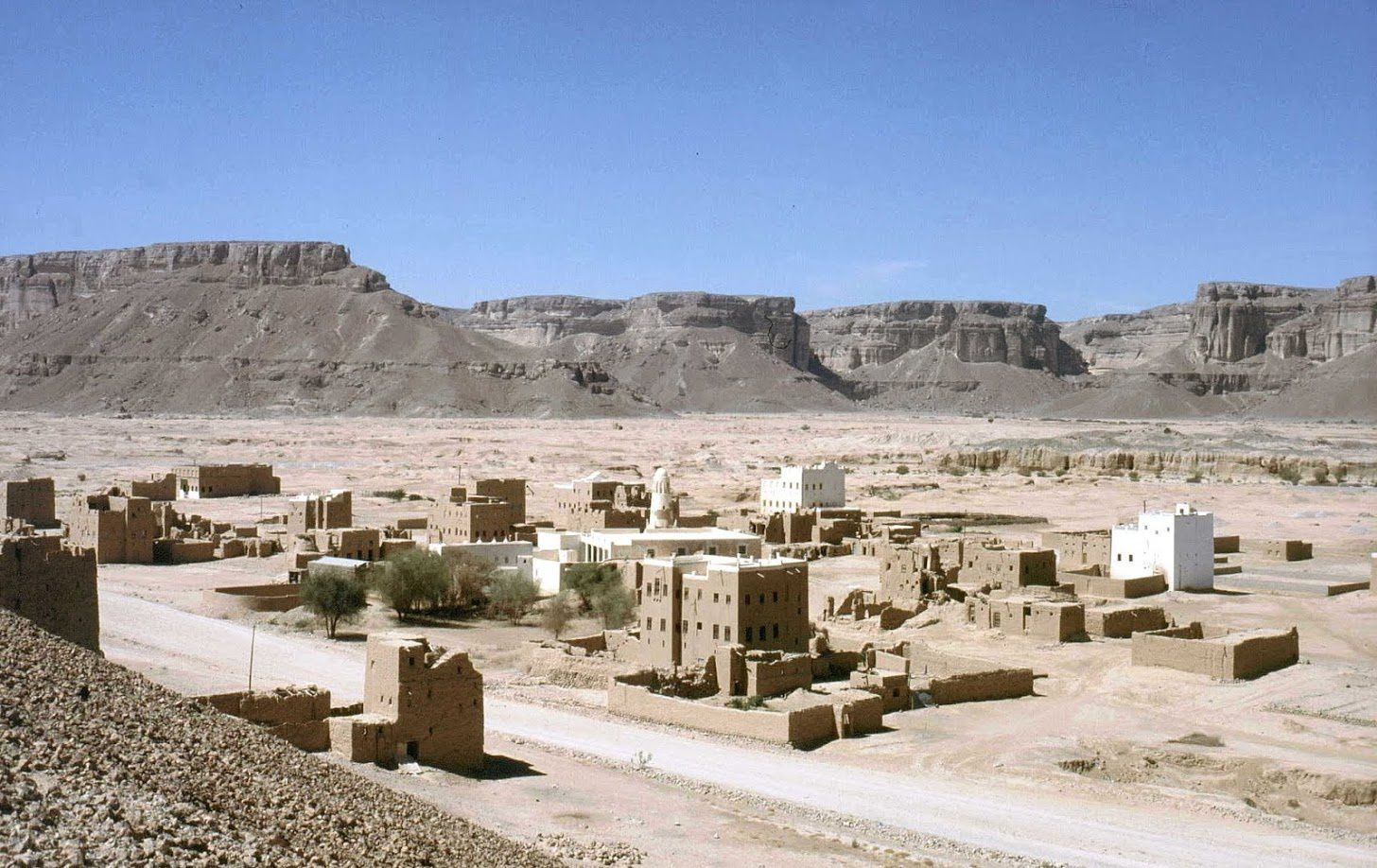 Al Masshad - Wadi Do'an
