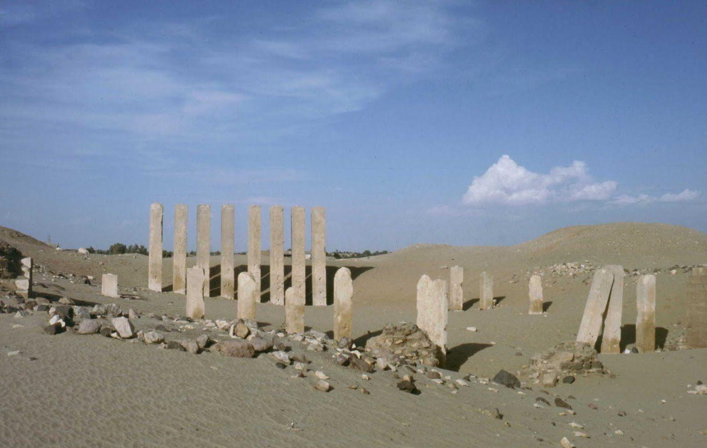 Ma'rib : un temple vieux de 3 000 ans appelé Mahram Bilqis