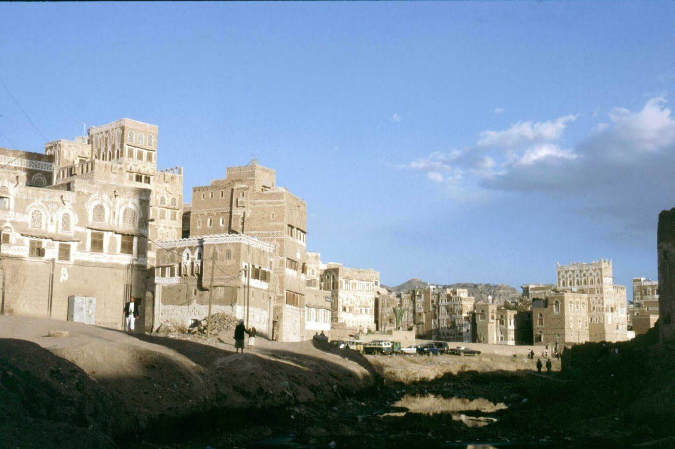 Mon voyage au Yémen, de Sanaa à l'Hadramaout et les villages fortifiés du djebel Harraz