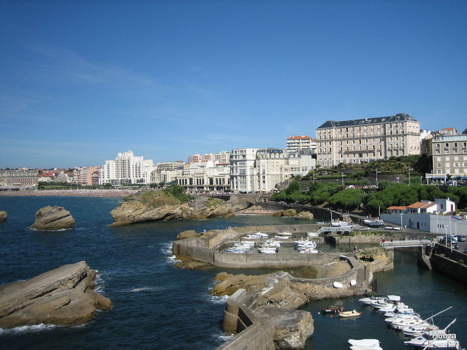 Que faire sans voiture st jean de luz le blog d - Biarritz to st jean pied de port transport ...