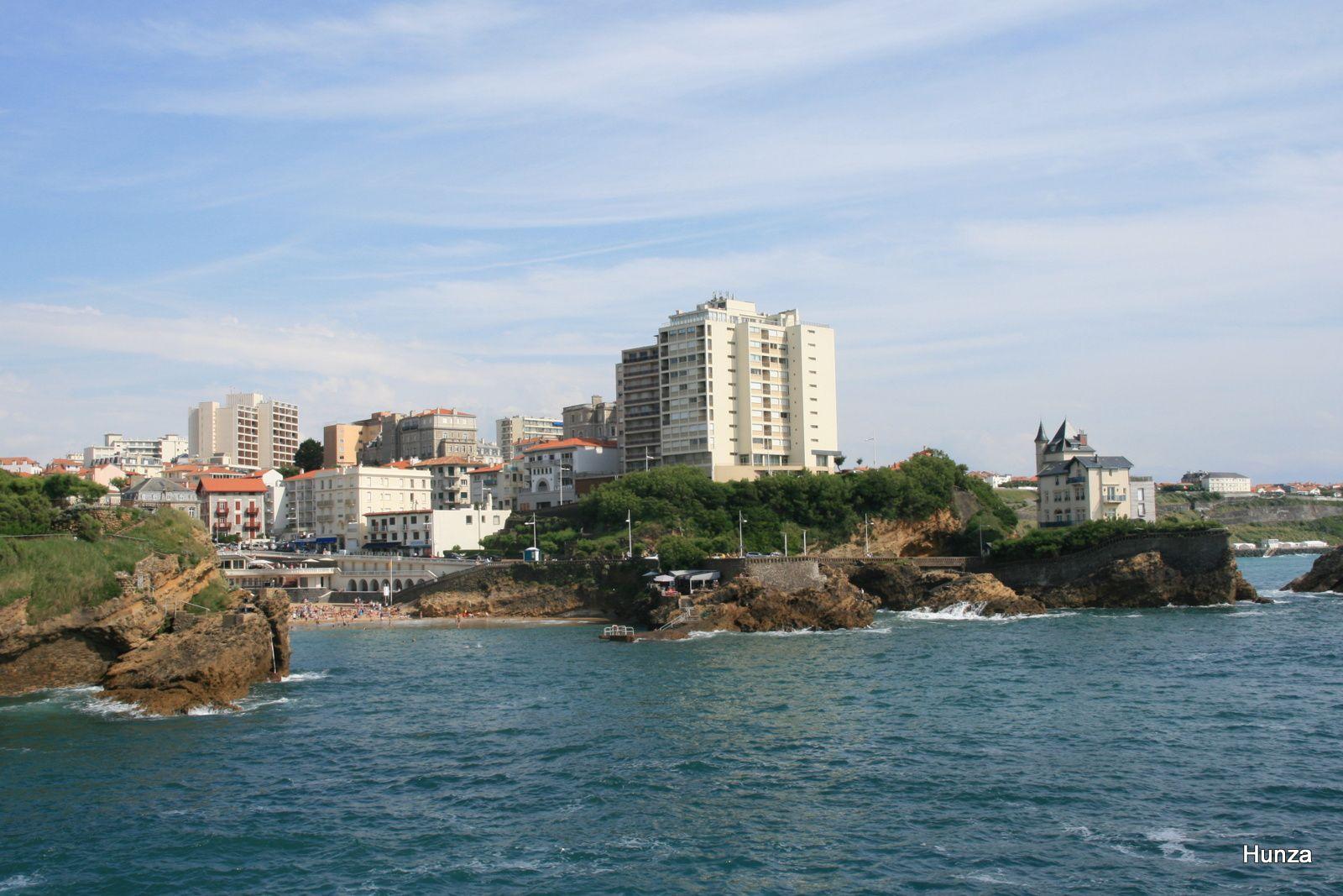 terres basques biarritz