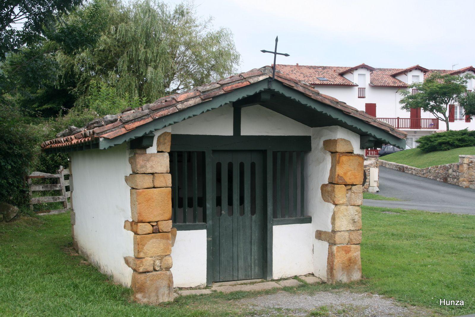 Oratoire Saint-Jean Baptiste (quartier Lehenbiskai)