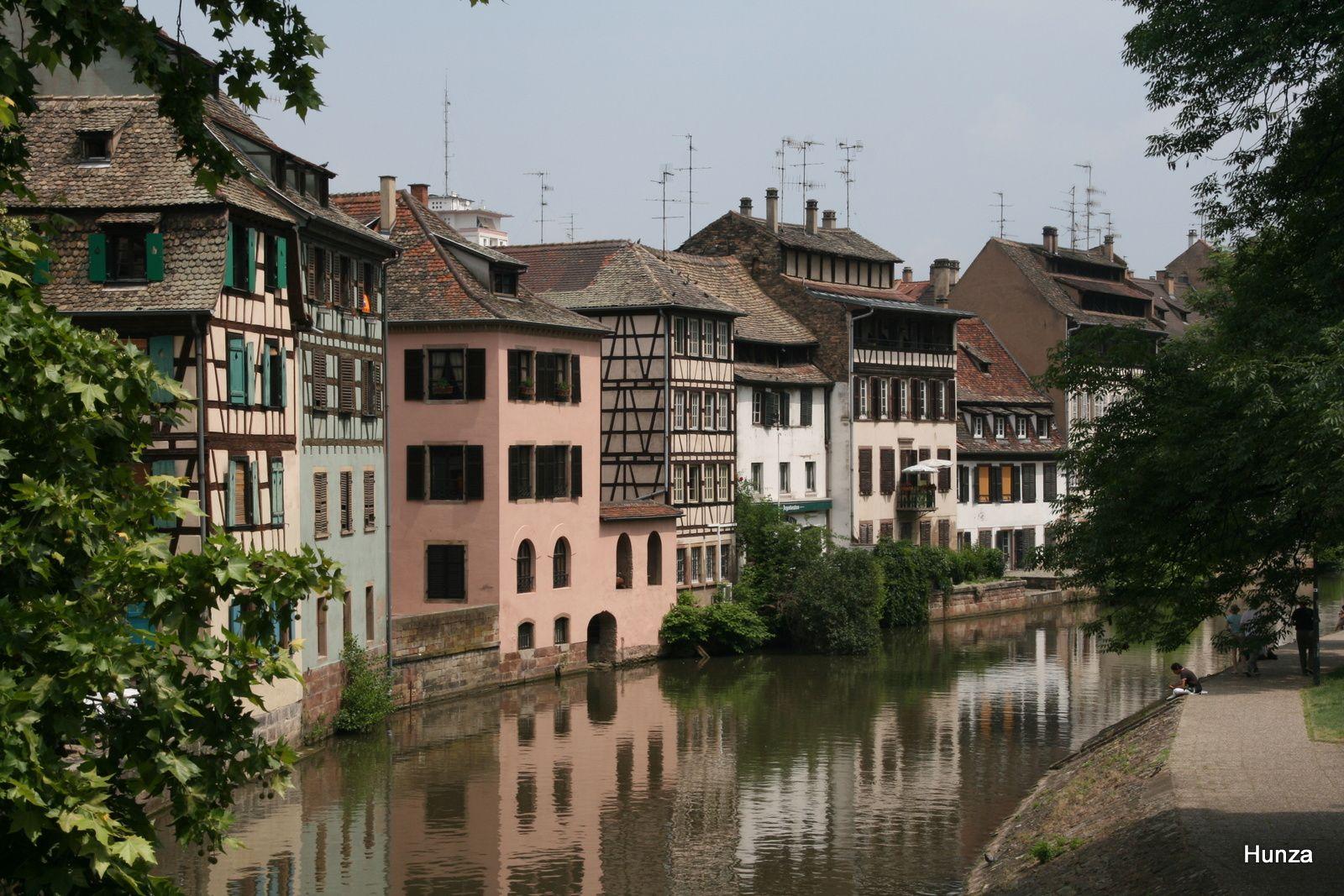 Découvrir l'Alsace sans voiture