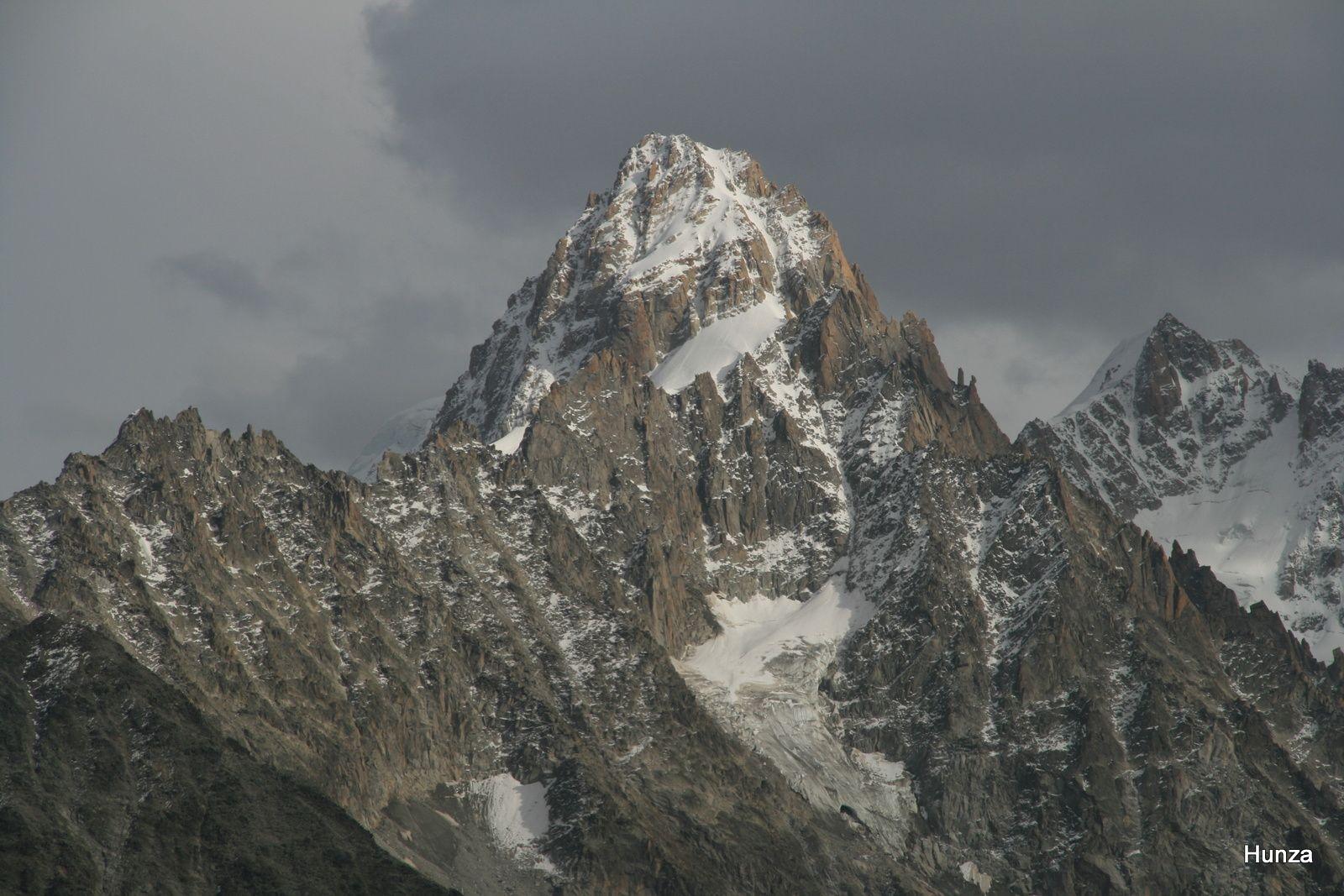 Aiguille du Chardonnet (3 824 m)