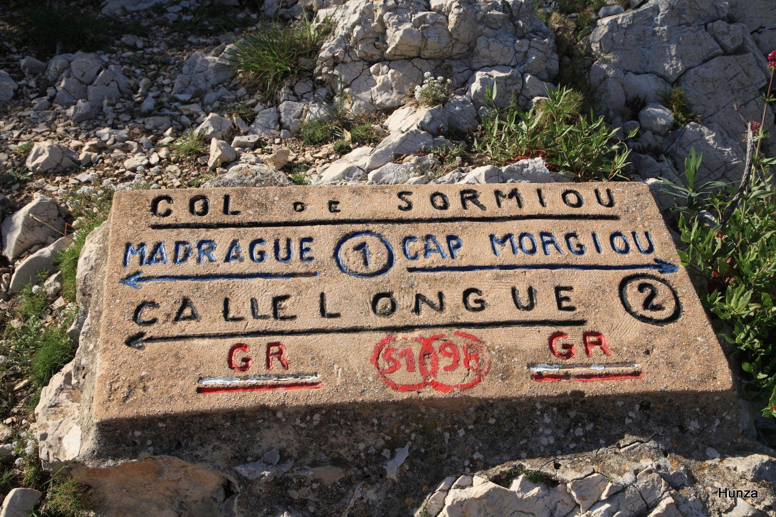 Randonnée dans les calanques de Marseille : entre Callelongue et Sugiton en passant par Morgiou