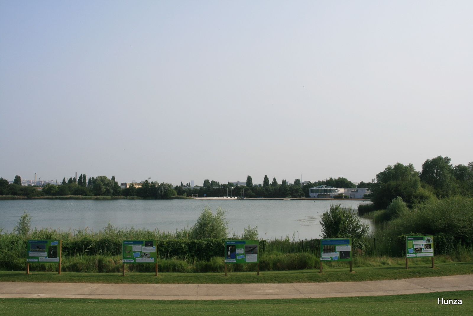 Parc des Chanteraines