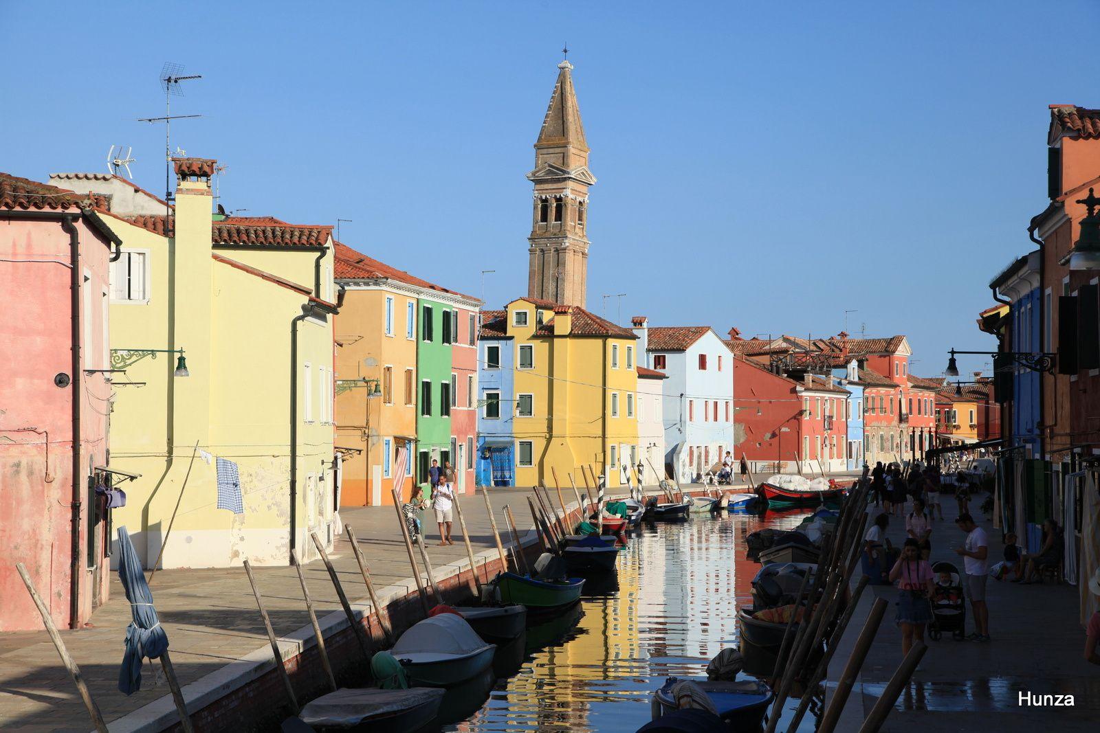 Visiter Venise et ses environs en quelques jours