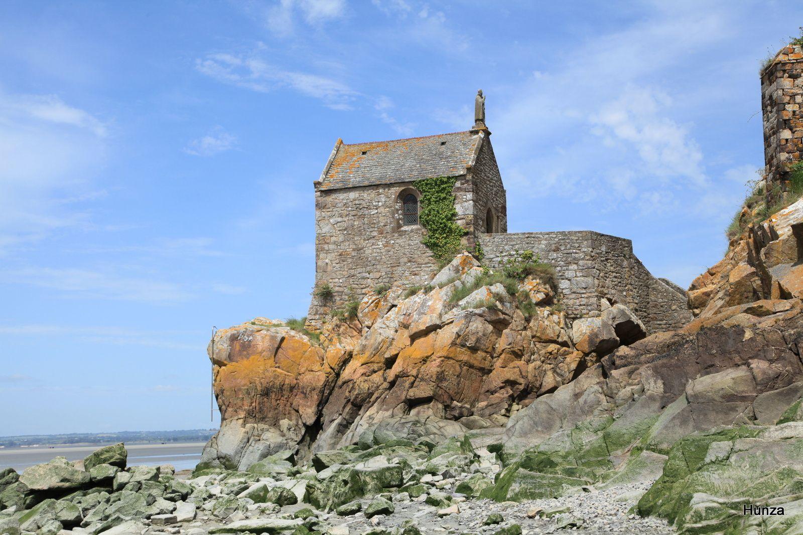 La chapelle Saint-Aubert