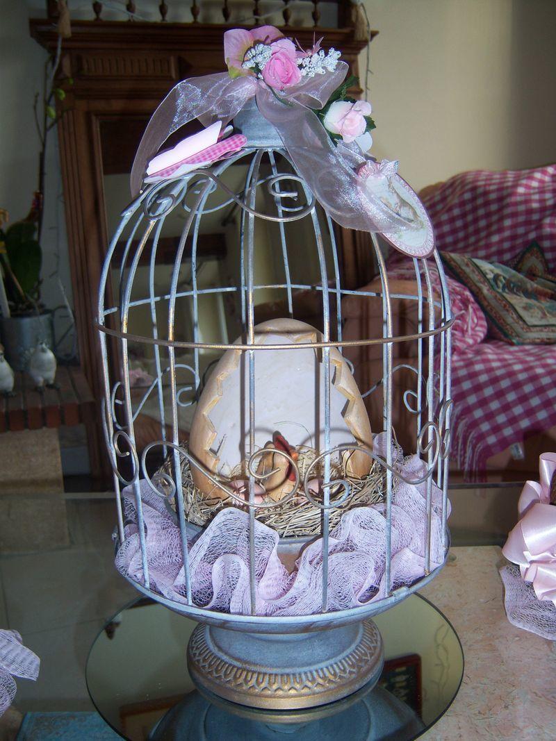 Les cages !