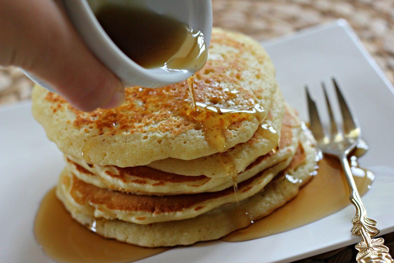 Fabuleux pancakes (ceux de Martha Stewart !)