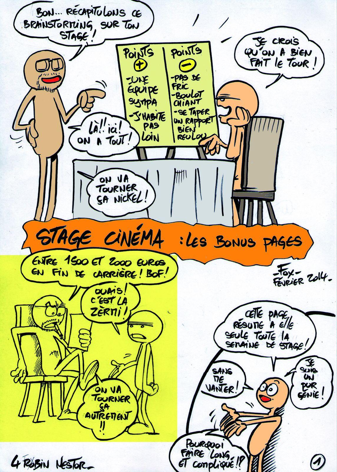 stage cinéma part 1