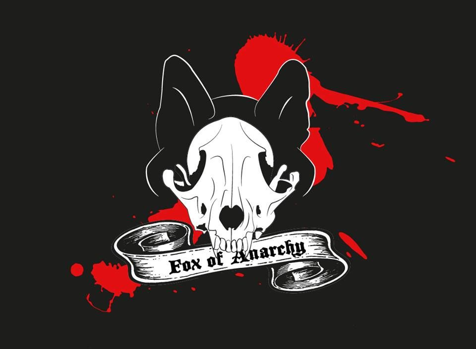logo fox of anarchy (fini) by gayiel