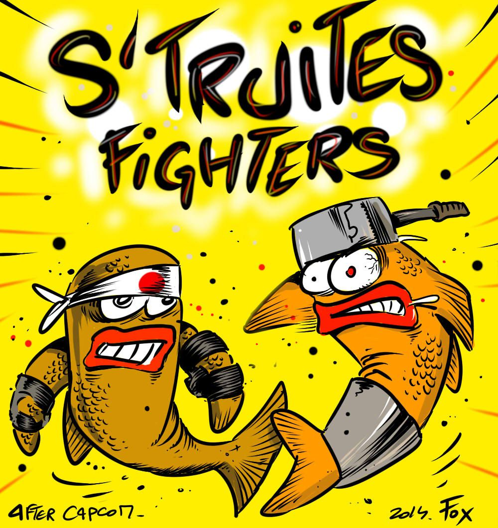 s'truites fighters