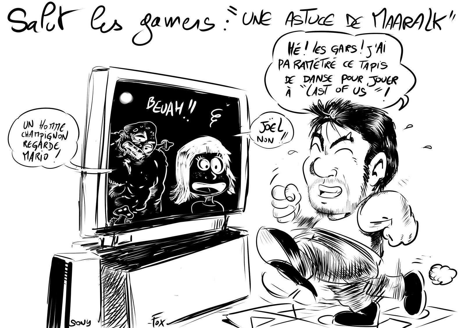 salut les gamers