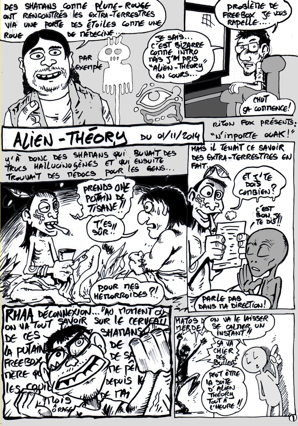 Alien -Théory délire nov 2014 (A)
