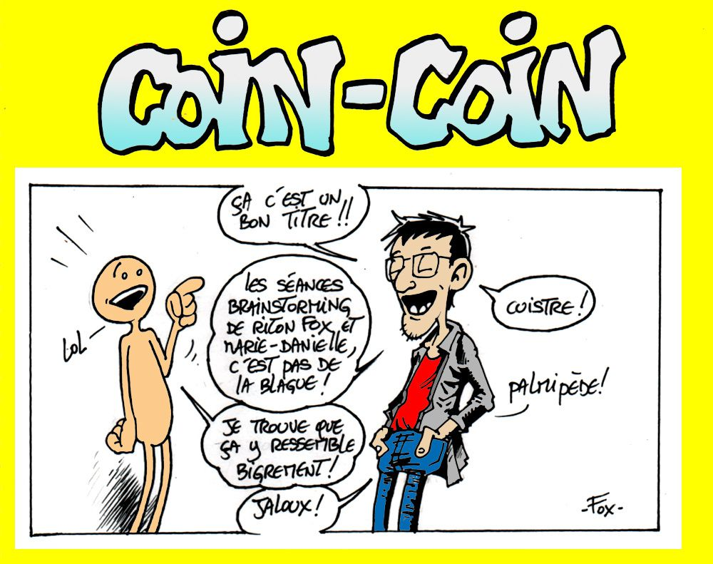 brainstorming coin-coin