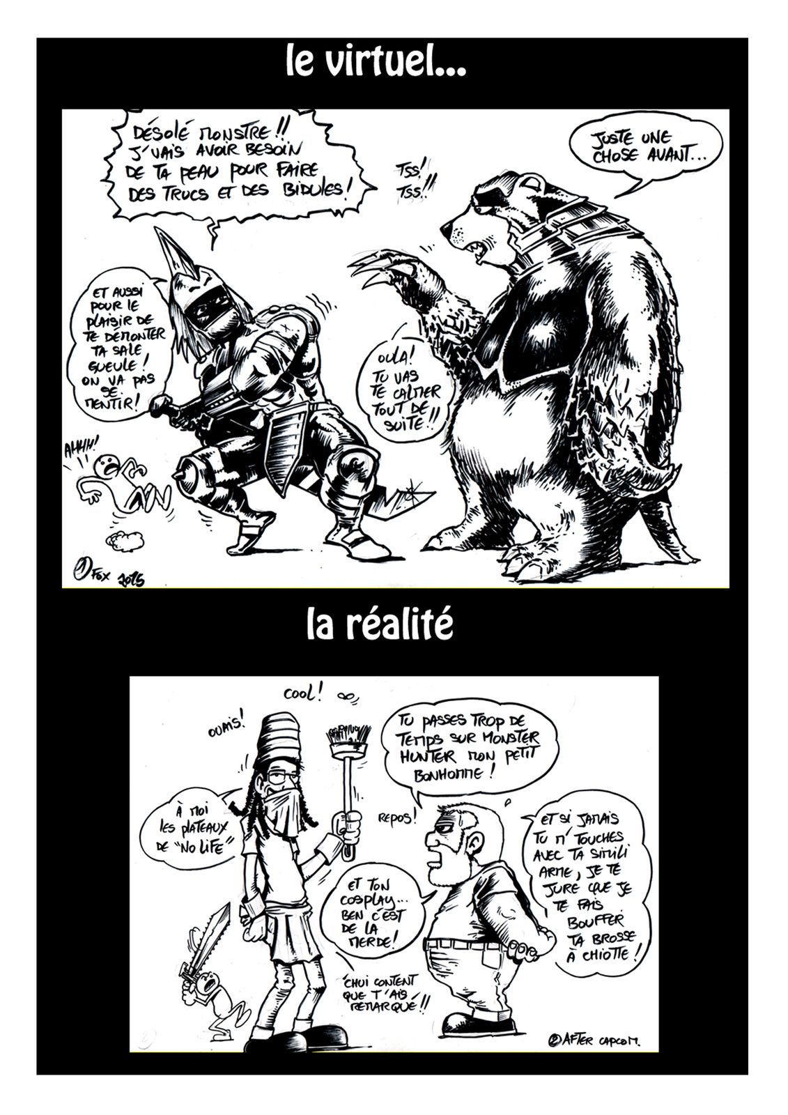 le virtuel...la réalité
