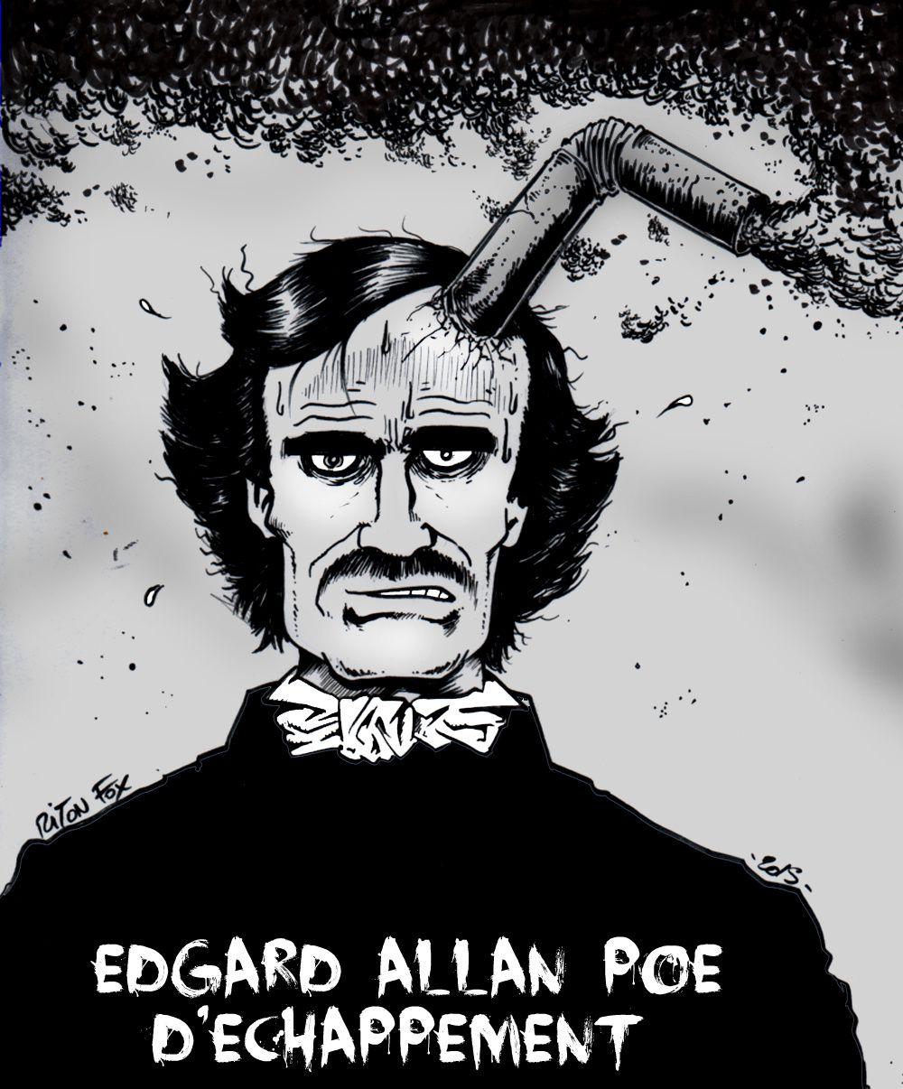 edgard allan poe d'échappement