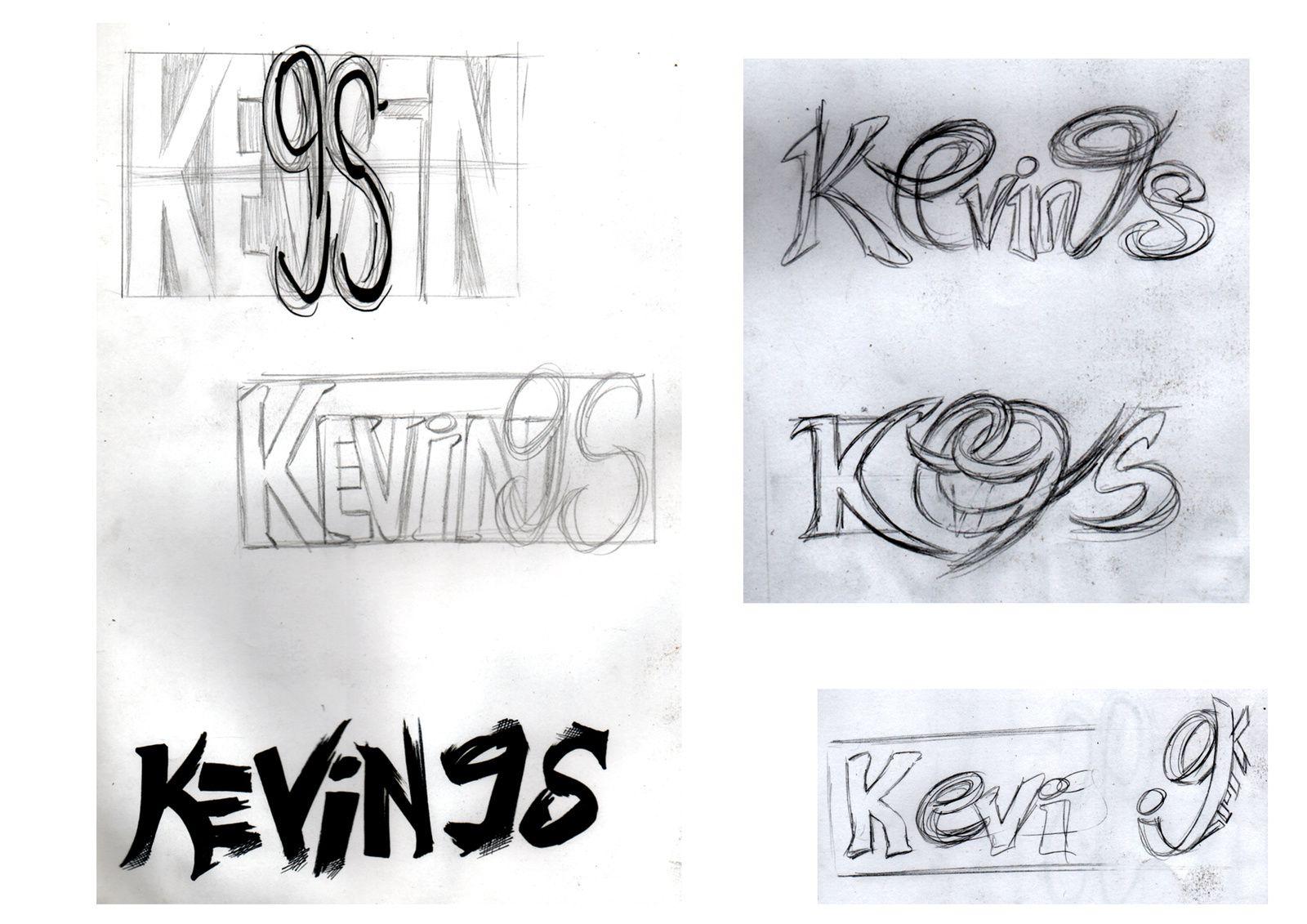 recherches logo kevin9s