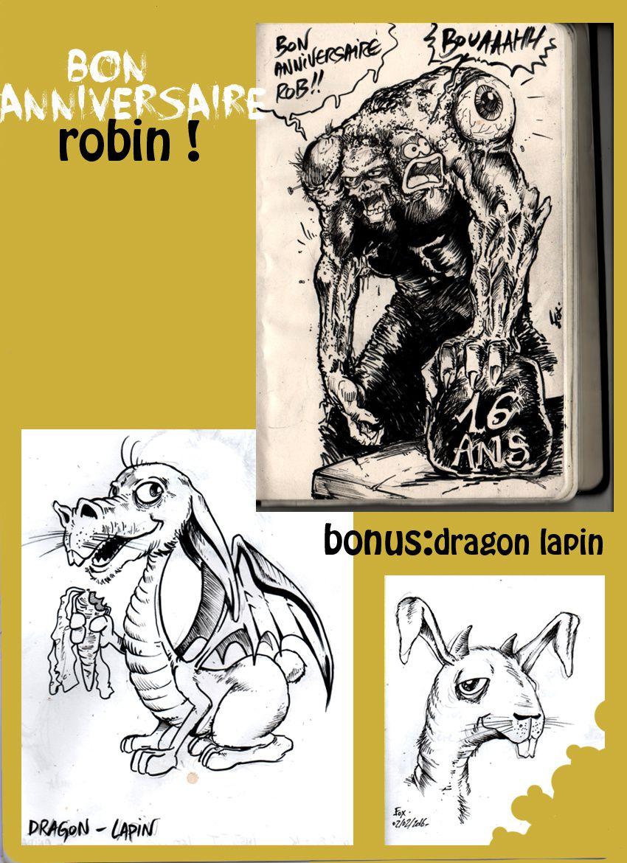 anniv' robin (version complête)