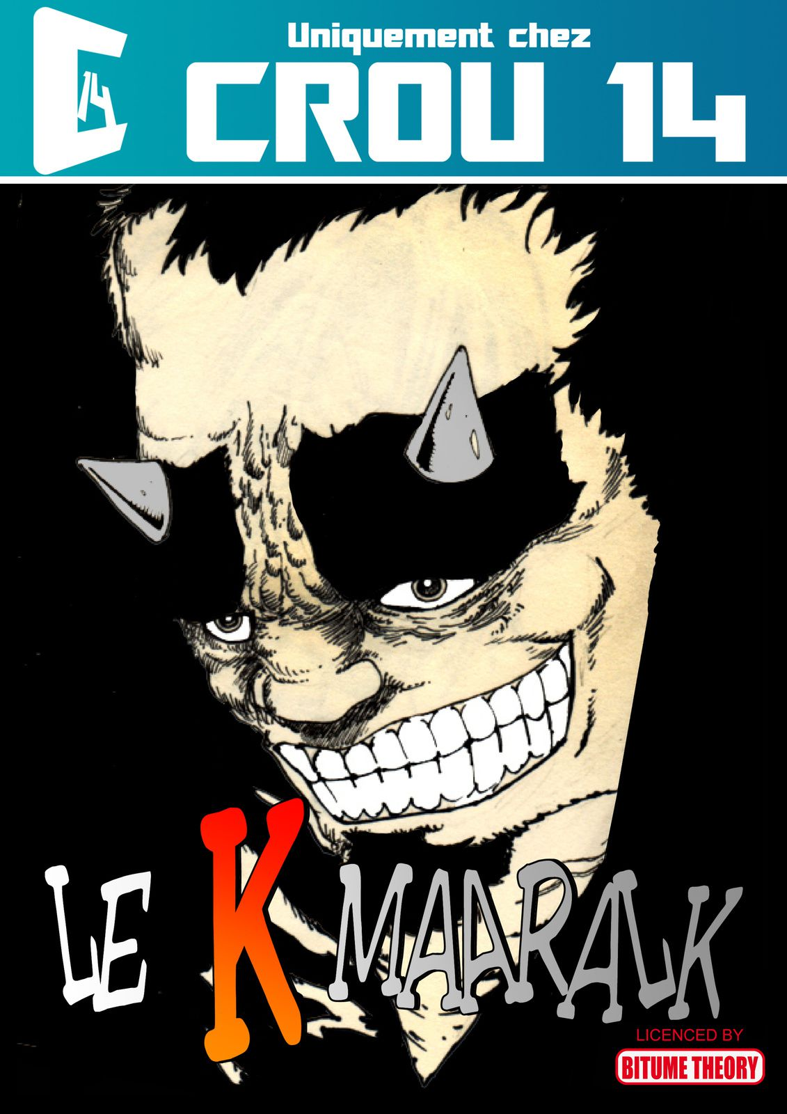 cover book &quot&#x3B; Le K MaaralK&quot&#x3B;