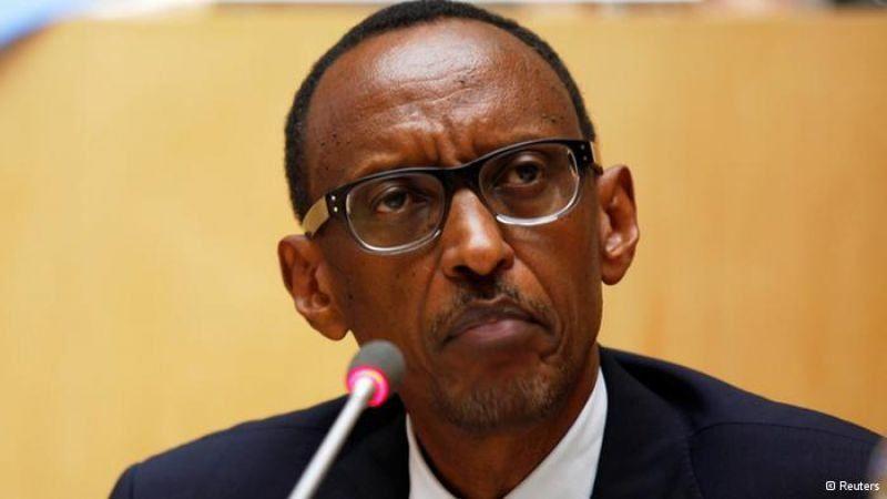 Paul Kagamé, chef de l'Etat rwandais. Un homme qui en accusant la France de responsabilité active dans le génocide, semble surtout préoccupé de se disculper des lourdes charges qui portent contre lui.