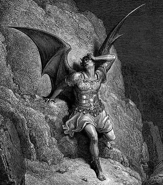 Une leçon de catéchisme par Lucifer lui-même.