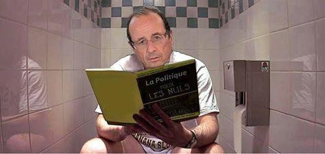 Si Hollande avait une parole, il devrait démissionner.