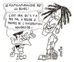 Les troubles de ces jours-ci en France, et le MULTICULTURALISME.