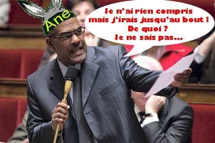 L'Obama de l'île soeur : menace pour la future collectivité de MartiniqueSerge Letchimy qui se voit très bien en Obama de la Martinique, ( en attendant de présider, dans son esprit l'UFEDLC : l'Union Fédérale des Etats de la Caraïbe ) s'avère être une une menace très sérieuse pour ce quin n'est encore que la Région Martinique.   LS.   Menaces pour la future collectivité de Martinique!  http://www.martinique.franceantilles.fr/opinions/tribune/menaces-pour-la-future-collectivite-de-martinique-269123.php