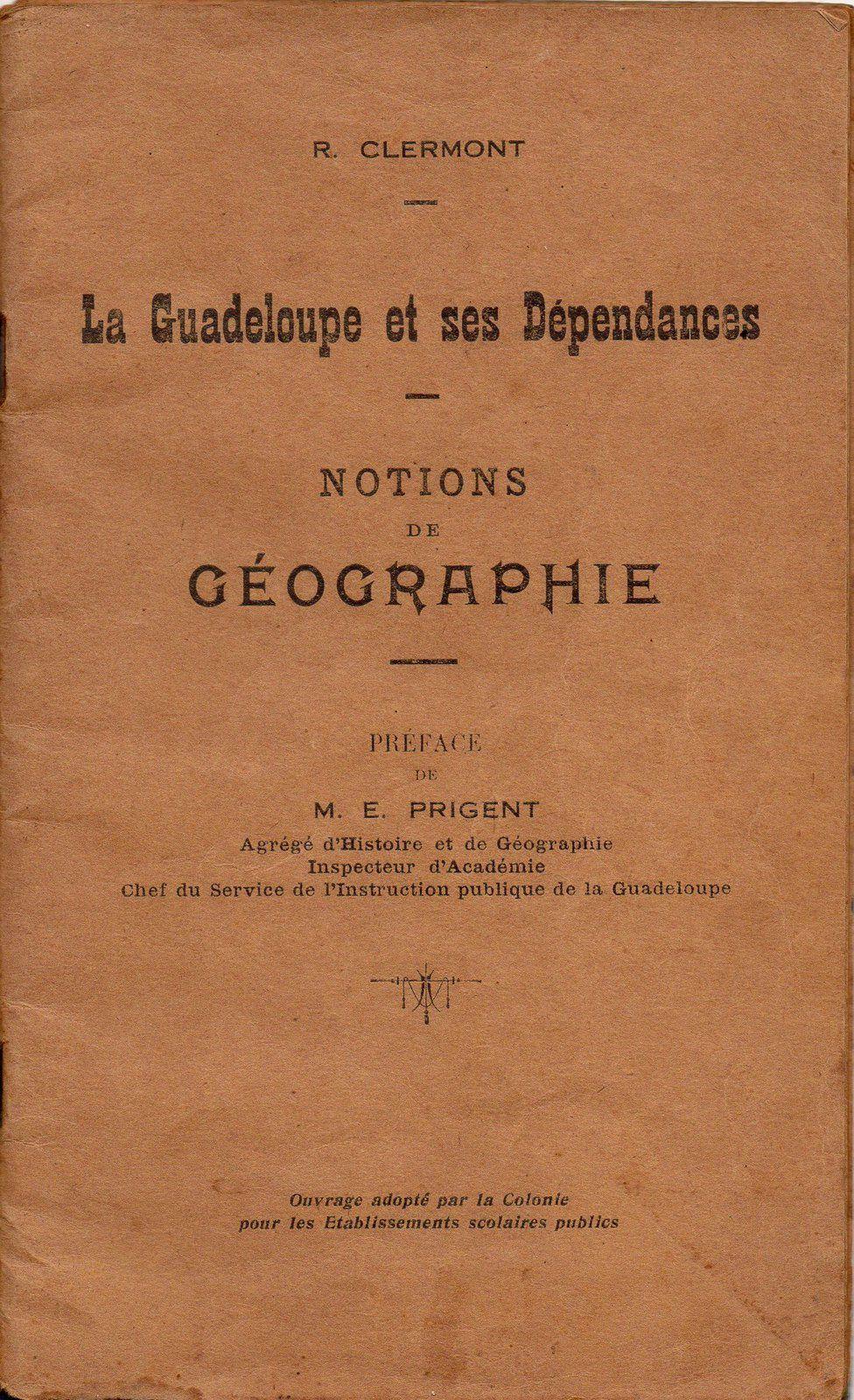 Guadeloupe et écologie. ( pour les amoureux de Karukéra ).