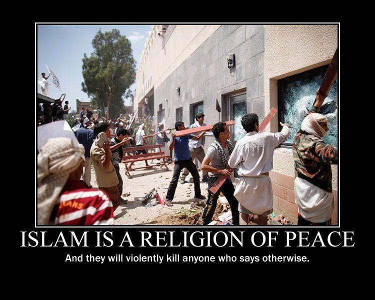 Les Antilles concernées par la vague islamique terroriste.