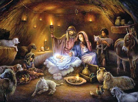 Joyeux Noël à tous, ( et une surprise pour moi ).