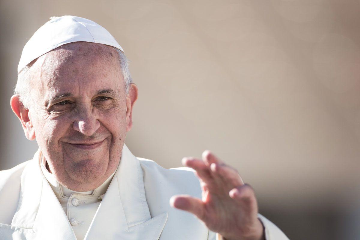 Le Pape François sur la liberté d'expression.