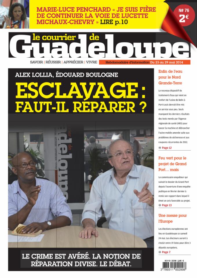 Le Scrutateur invité de l'émission de BUZZ sur Guadeloupe 1ère, le mercredi 11 février.