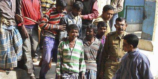 En Inde, une femme «condamnée» à un viol collectif