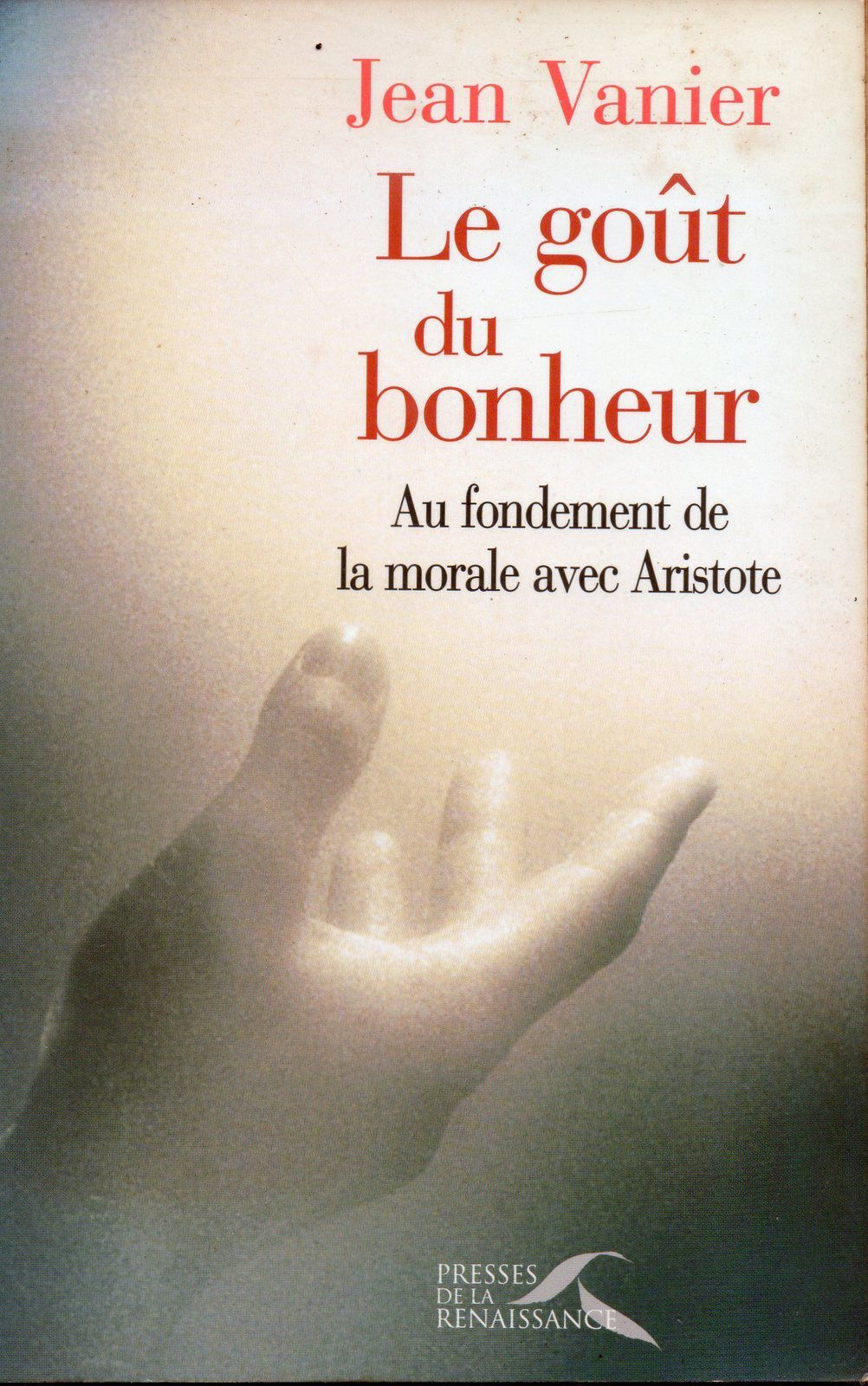 Jean Vanier : Transformer nos coeurs. ( Attribution du Prix Templeton 2015 à Jean Vanier [Lundi 09 mars 2015] ).