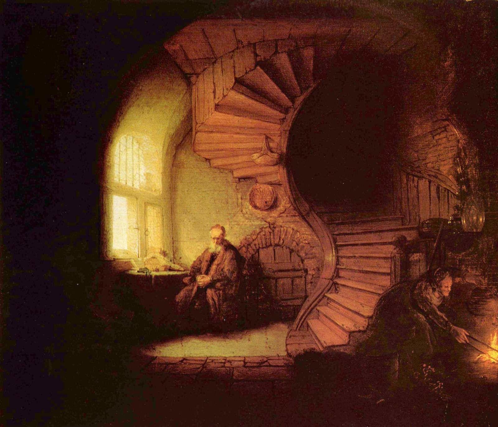 Petite méditation vespérale, Le confesseur et le psychanalyste, par Edgar Bay.