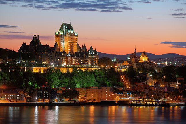 Un exemple qui vient du Québec.