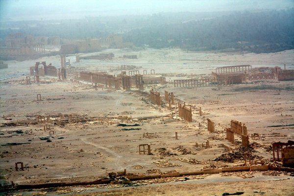 Les derniers jours de Palmyre ?